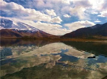 新疆旅游卡拉库里湖石头城2日1晚纯玩跟团游