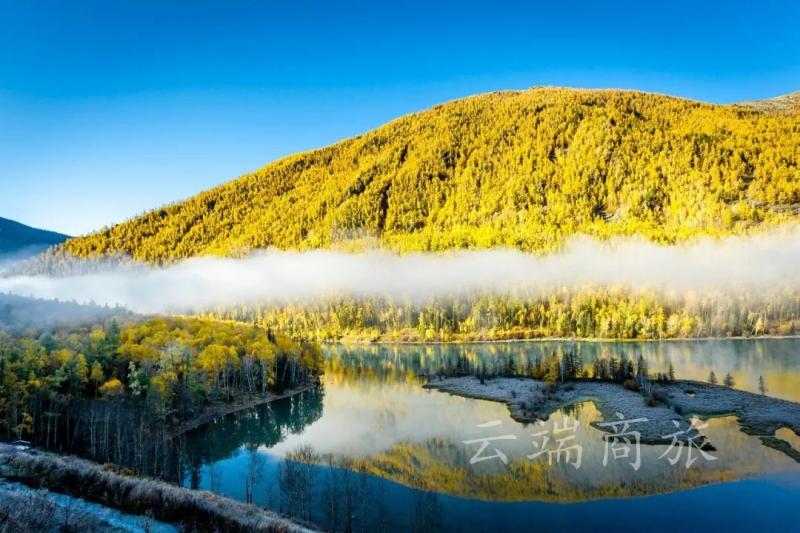 新疆乌鲁木齐+北疆+喀纳斯景区+禾木风景区5日4晚私家团